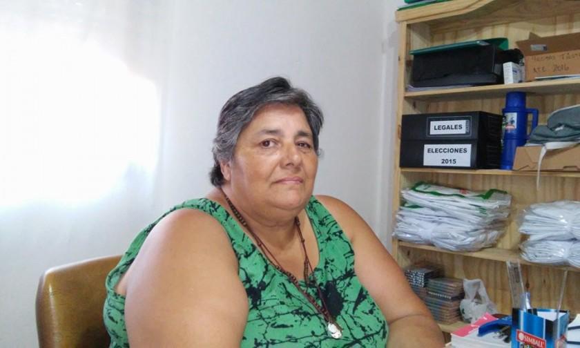 """Nora Oliveros """"Rechazamos esta propuesta porque significa consolidar la pérdida salarial del 2016"""""""