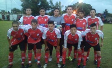 Matienzo derrotó a Atlético Baradero y es puntero con Somisa