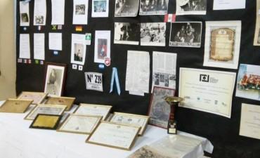 Se realizó la muestra homenaje a María Cristina Benedetti