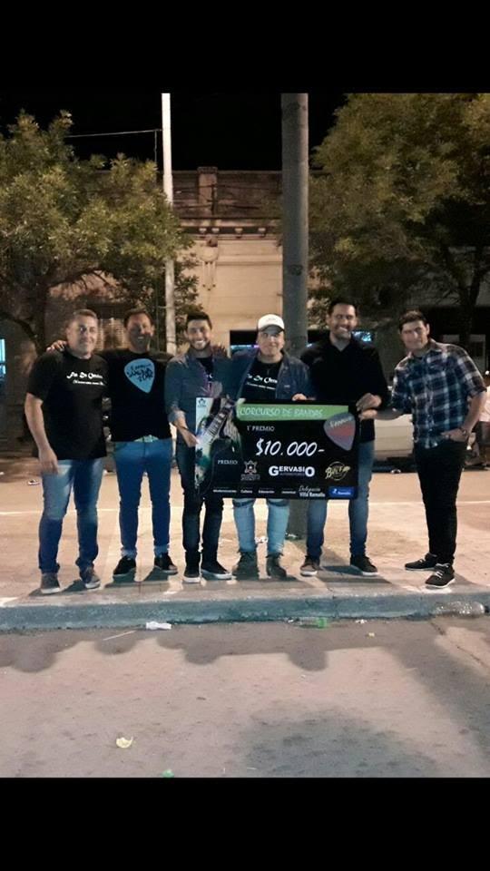 Ramallo Suena 2018: Fin de Octubre fue la banda ganadora