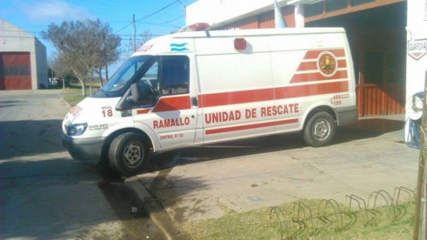 Accidente en Villa General Savio