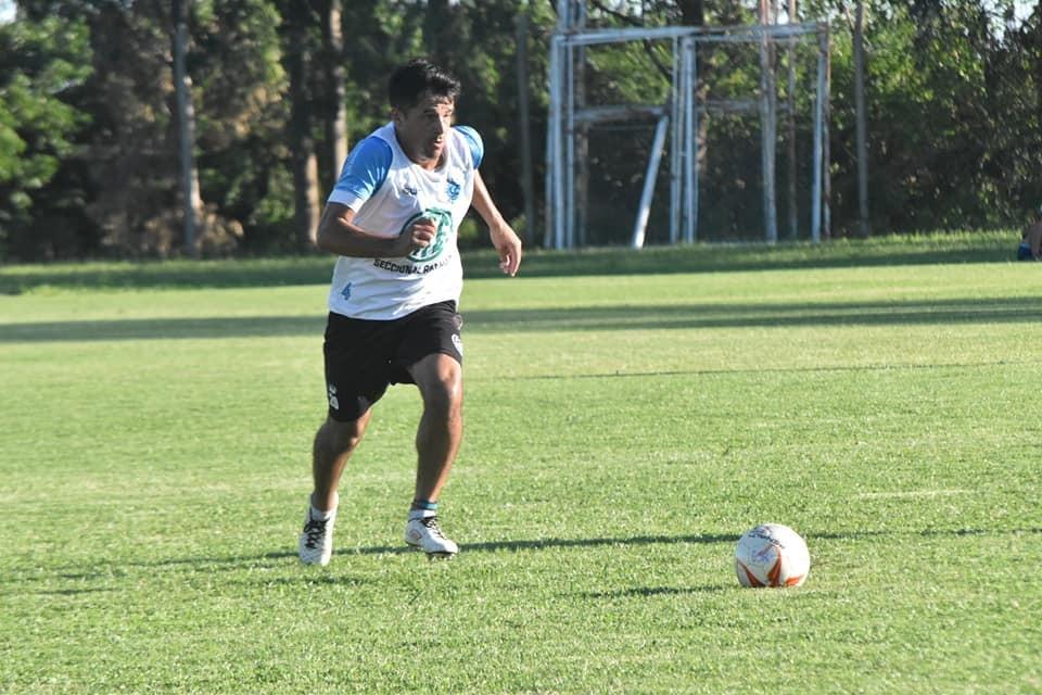 Social visita a Sportivo Baradero