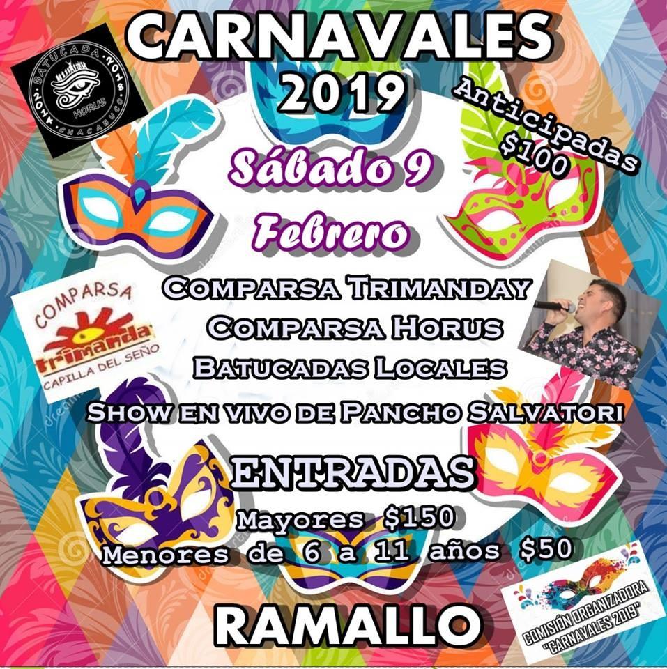 Vuelve la fiesta de carnaval a la Avenida Mitre