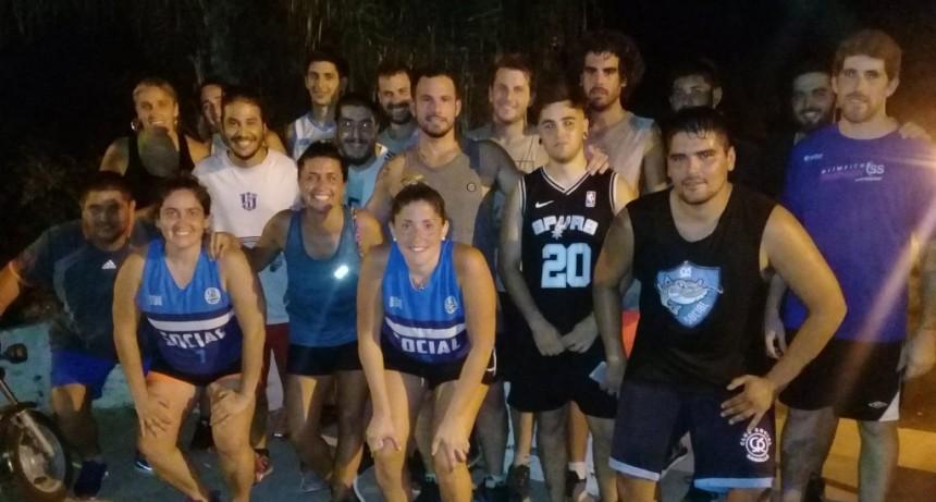 Social vuelve a competir oficialmente en básquet