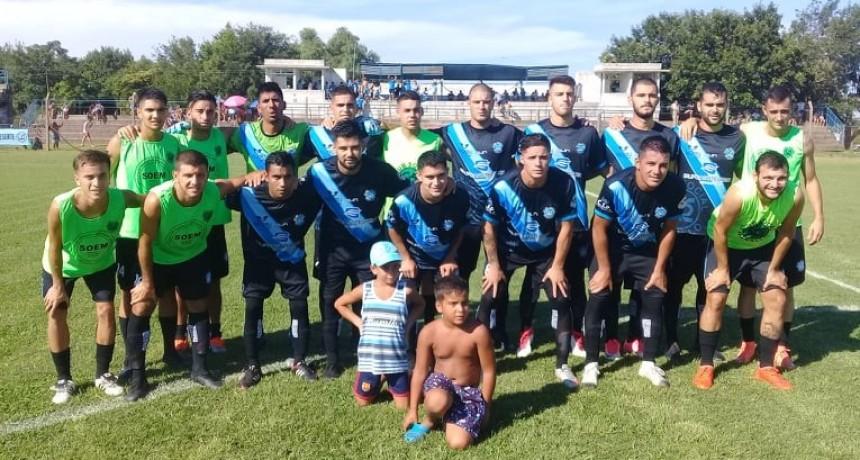 Social visita a Sarmiento con la necesidad de ganar