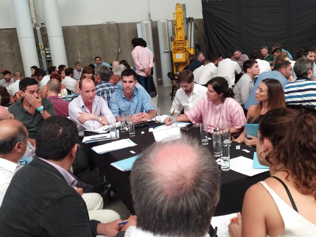 Primer encuentro de Producción, Ciencia y Tecnología de la Provincia de Buenos Aires