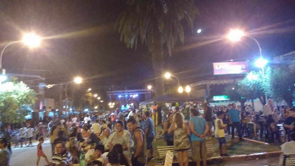 Tres noches a puro carnaval en la ciudad de Ramallo