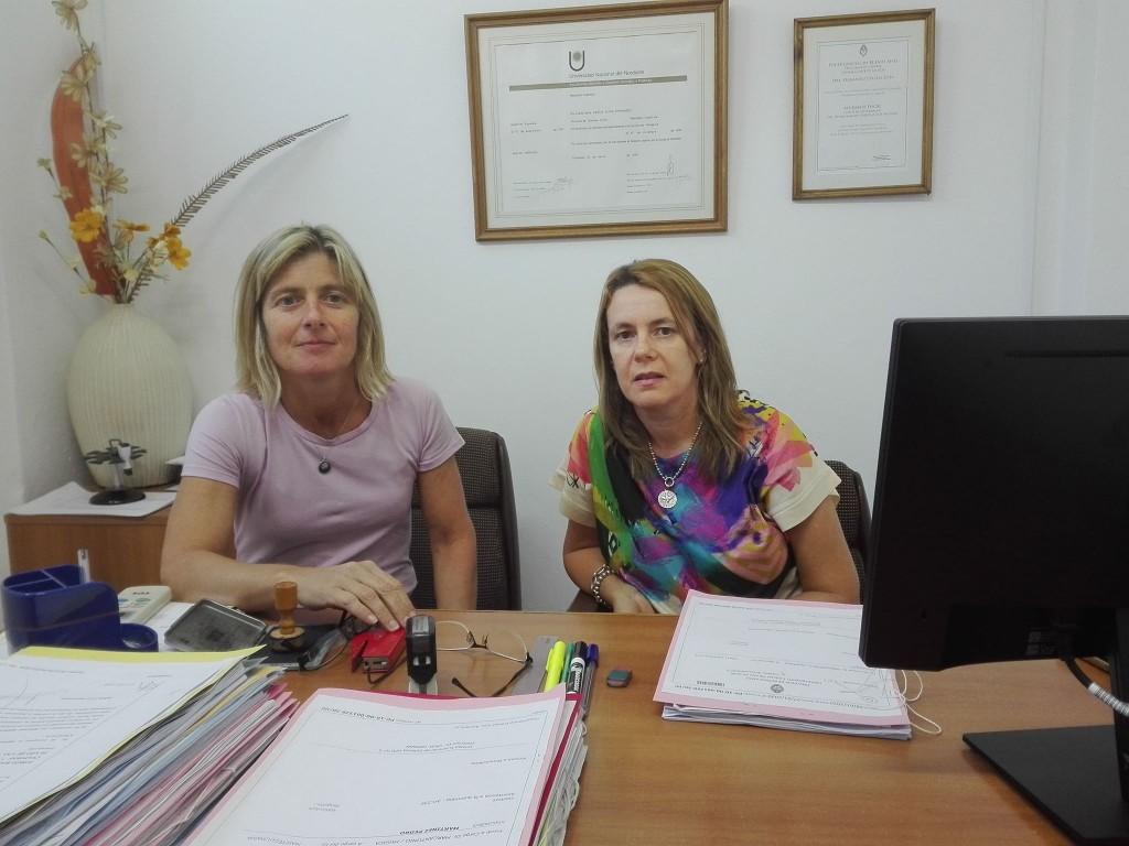 """Doctora Cecilia Fernández- Ayudante Fiscal  """"La causa de Graff aun se  encuentra abierta, se siguen produciendo pruebas a nivel fiscalía"""""""