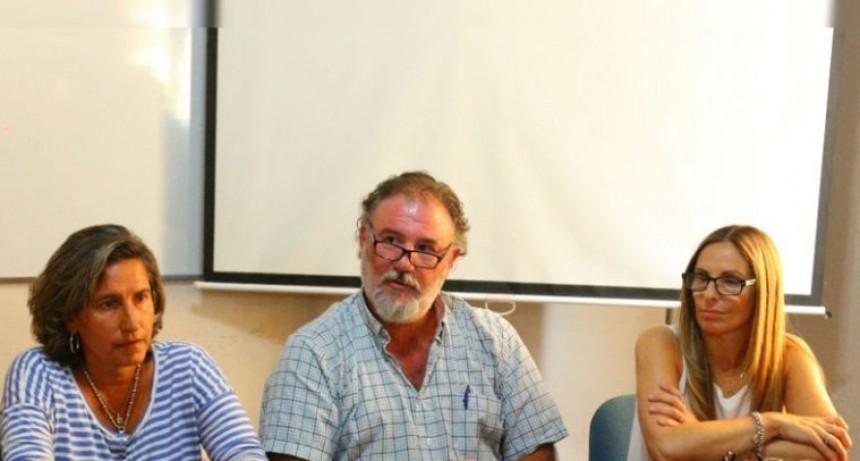 Walter Martínez, director de la Región Sanitaria IV: