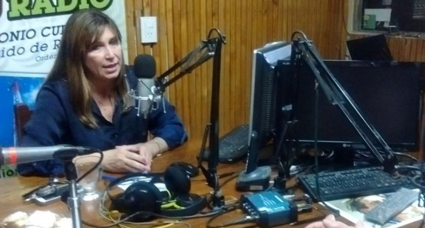 Marcela More fue designada Jefa regional de educación