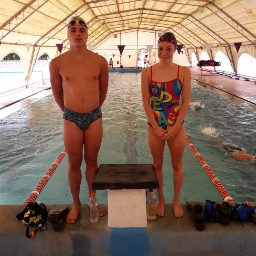 Francisco Butti y Catalina Oviedo integraran la Selección Juvenil Argentina en Perú