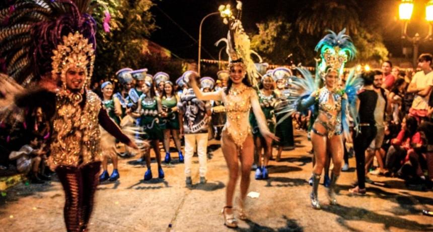 Los carnavales cerraron con una gran concurrencia de público