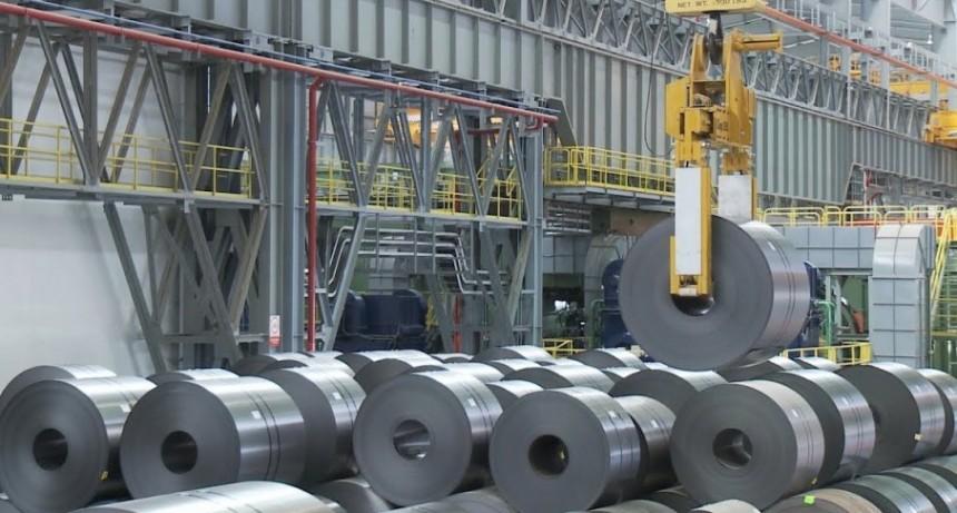 La producción siderúrgica argentina en enero de 2020