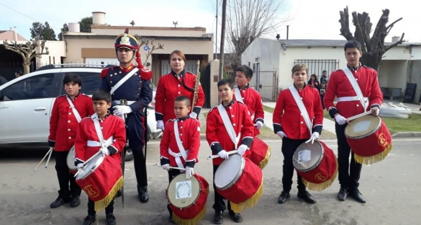 Se abrieron las inscripciones 2020 para  La Banda Infanto Juvenil