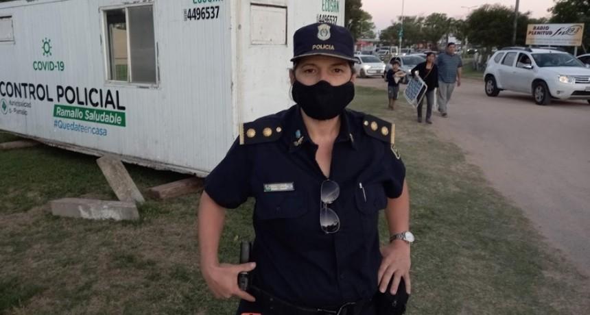 Adelanto: El Ministerio de Seguridad pidió a la Comisaría Carolina Urquiaga para que se haga cargo de la Jefatura Distrital en Rojas