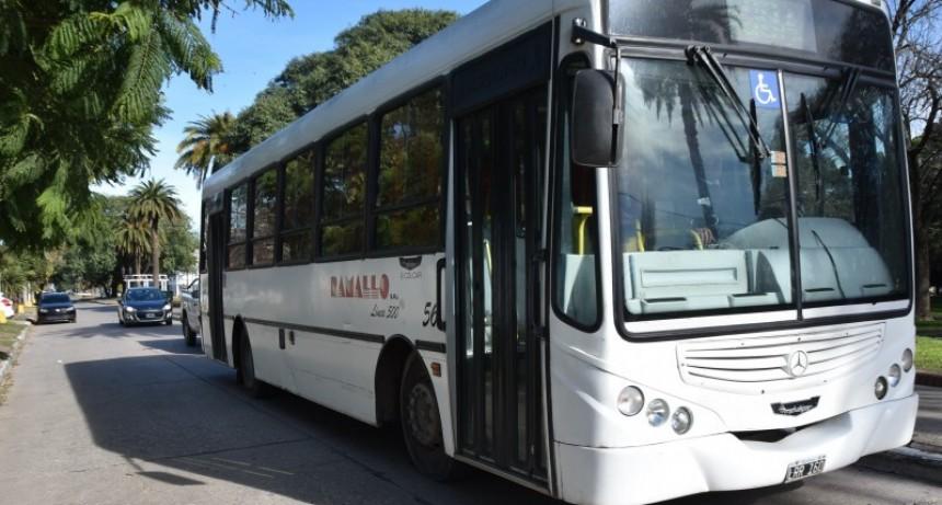 Este viernes se trata el aumento del boleto del transporte público de pasajeros