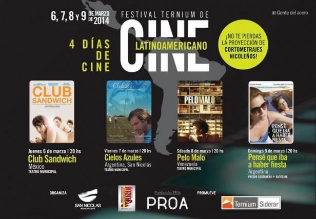 Festival Ternium de Cine Latinoamericano