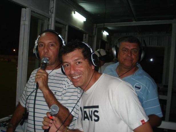 25 años de la primera transmisión de Futbol de acero