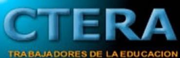 CTERA: Más del 90% de acatamiento al paro nacional