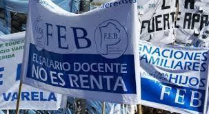 La FEB anunció un paro de 72 horas a partir del lunes