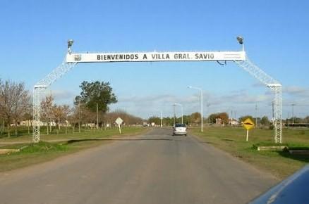 Arreglan el acceso a Villa General Savio?