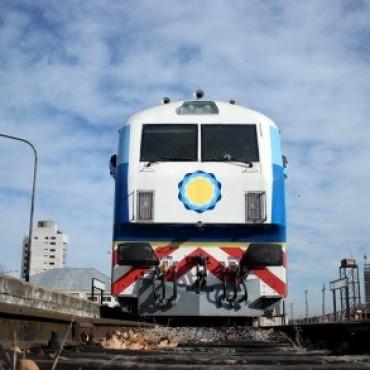 Prueban el nuevo tren