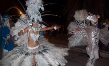 Espectacular noche de Carnaval en Ramallo