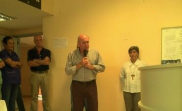 El Hospital Gomendio festejó sus 112 años de vida