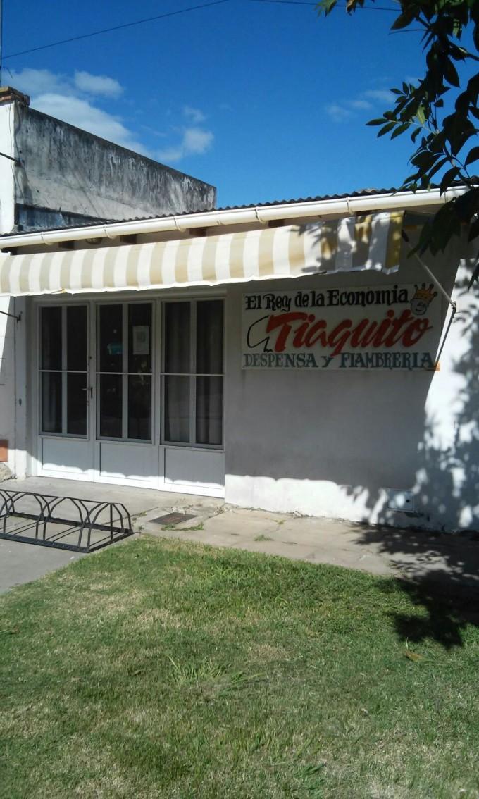 Villa Ramallo: Robaron el minimercado Tiaguito