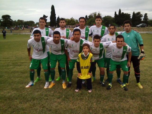 Los Andes goleo 4 a 0 a Real Sprint