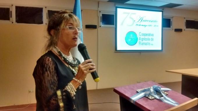 La cooperativa Agrícola de Ramallo celebra sus 75 años