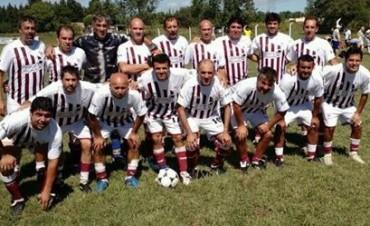 Los Granates Campeones Nacionales en Nogoya