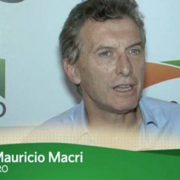 El presidente Macri en Ramallo