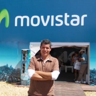 Movistar presente en Expoagro