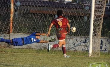 Trabajoso triunfo de Defensores sobre Fútbol San Nicolás
