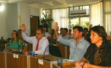 El concejo aprobó la remoción de la tesorera
