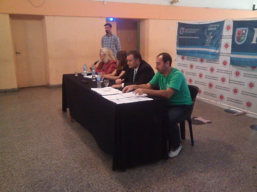Se realizó el Lanzamiento de los Juegos Bonaerenses 2017