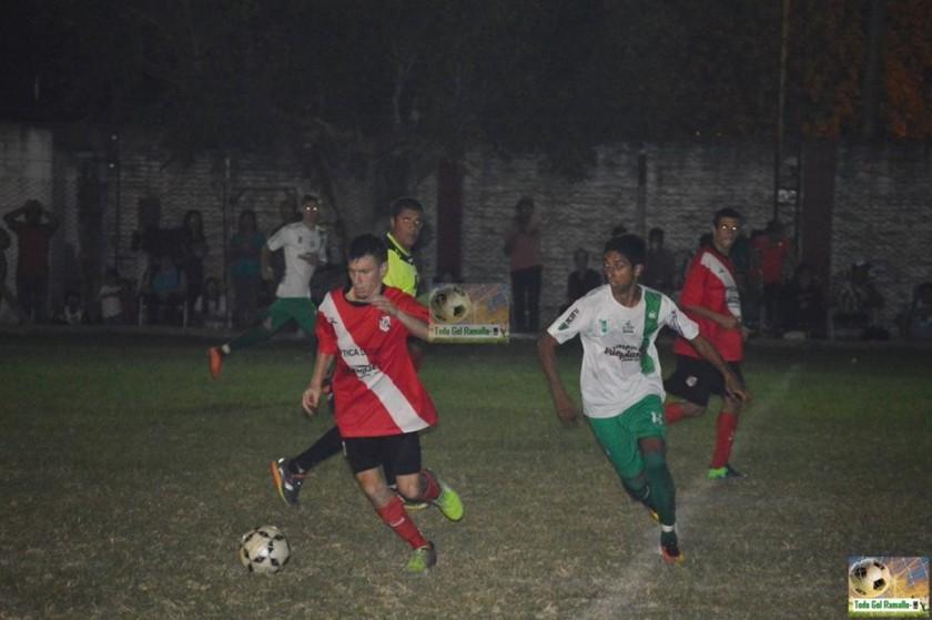 Empate a puro gol entre Matienzo y Los Andes