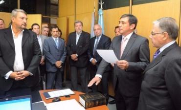 Dileo asumió en el Consejo de la Magistratura