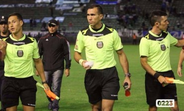 Alvarado y Defensores igualaban 1 a 1 cuando el partido se suspendió por agresión a un asistente