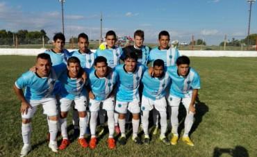 Social goleó a Fútbol San Nicolás 5 a 1 y es puntero con Defensores