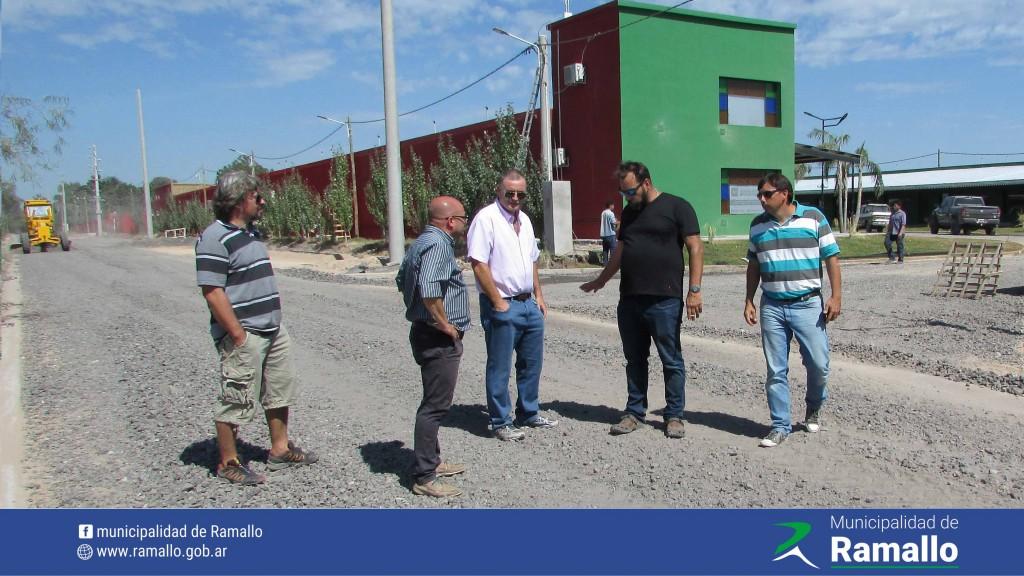 El Intendente visitó Altos del Solar Shopping