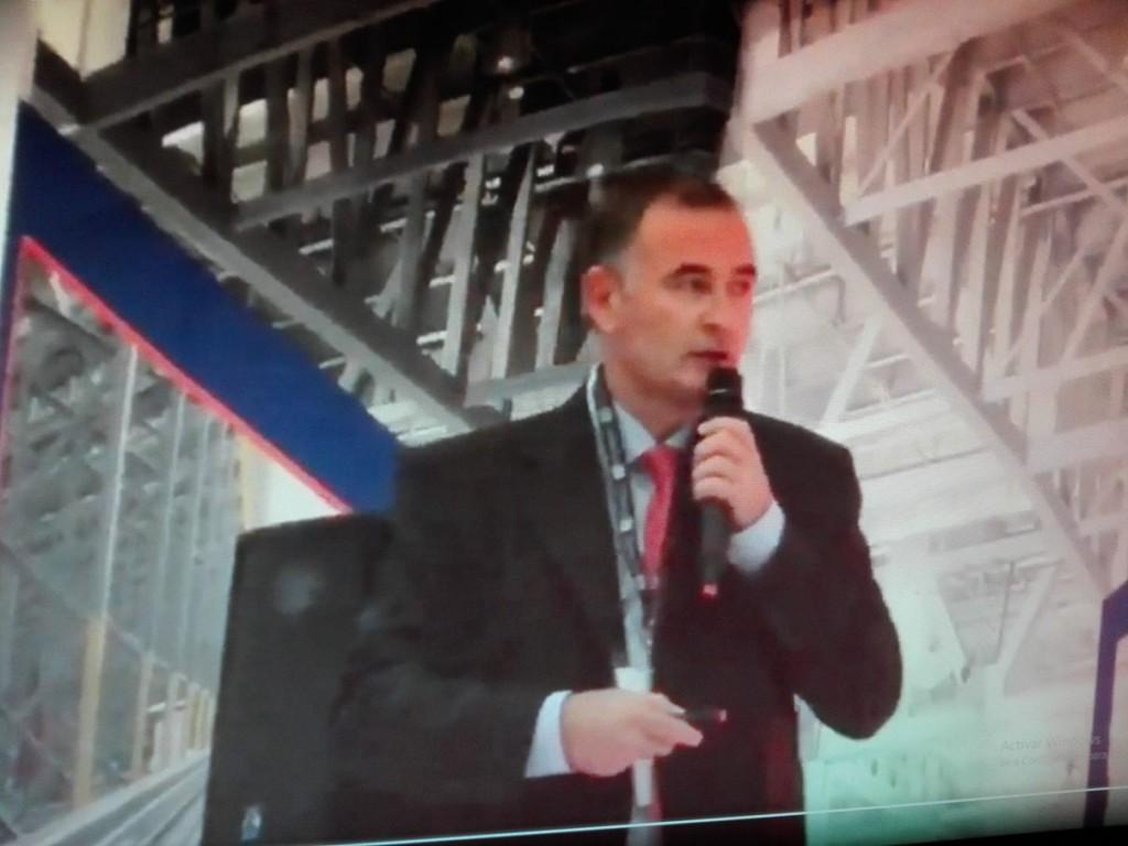 El Intendente Poletti disertó en un seminario sobre Parques Industriales