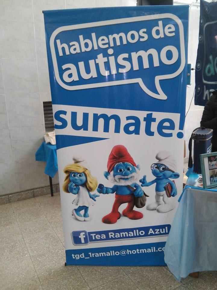 TEA Ramallo estará presente en el primer Congreso Provincial de Autismo