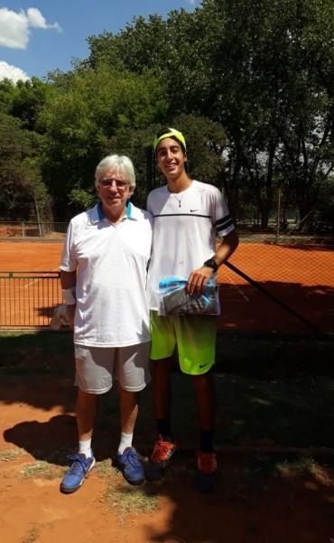 """Tomas Farat campeón de """"Camino al Future"""""""