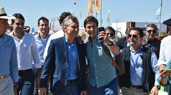 El presidente Macri visitó San Nicolás