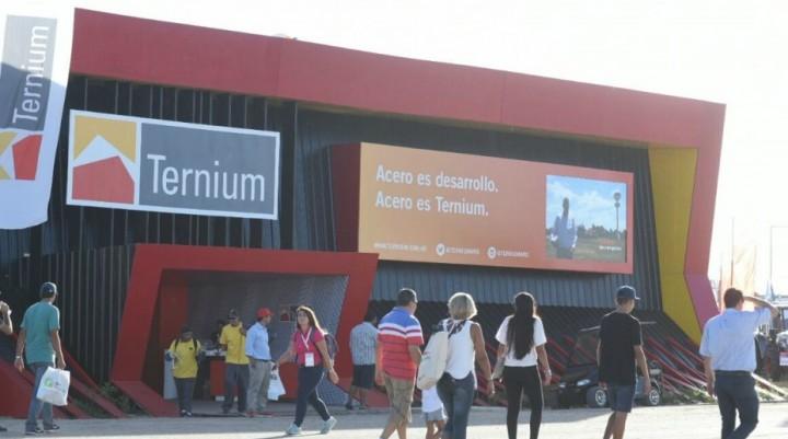 Ternium en Expoagro