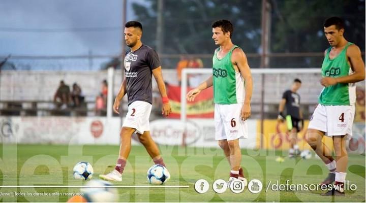 Defensores se juega la clasificación con Central Córdoba