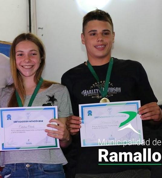 Catalina Oviedo y Francisco Butti participaran en el Nacional de Santiago del Estero