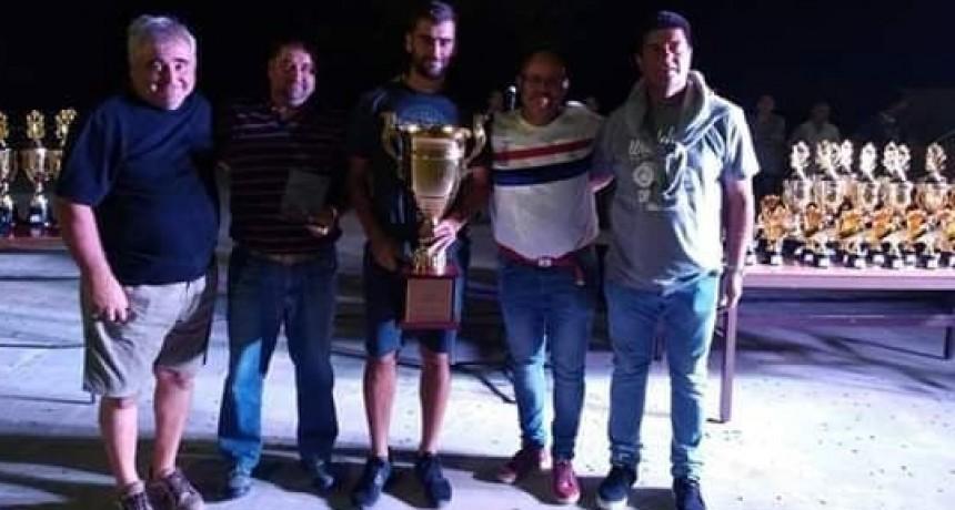 La Liga Nicoleña entregó los premios 2018